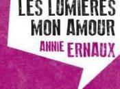 Regarde lumières amour d'Annie Ernaux