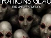 Anton Semenov Illustrations glauques