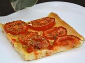 Pizza tomates fraiches