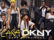 collection Cara Delevingne pour DKNY...