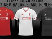 Exclusivité Maillots 2014-2015 Liverpool