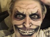 selfies monstrueux d'une maquilleuse Anglaise