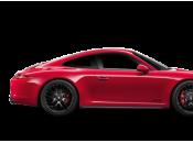 Porsche fièvre course