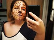 Maquillage Halloween: félins