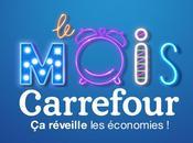 Carrefour fête Mois Anniversaire
