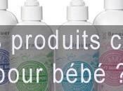 Attention produits soin pour bébé