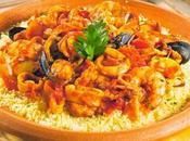 Recette Couscous Marocain fruits