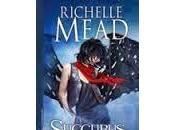 Georgina Kincaid Succubus Shadows Richelle MEAD