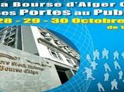 Bourse d'Alger: portes ouvertes pour vulgariser culture boursière