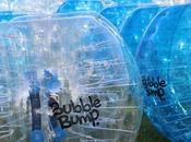 Bubble foot avec Bump Nice