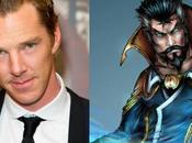 Benedict Cumberbatch Doctor Strange?