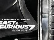 Fast Furious Sortira Avril 2015.