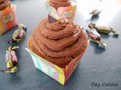Cupcakes Magnificat Tendre Choco Lutti