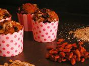 Muffin Goji Curcuma flocons sarrasin