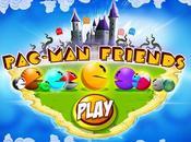 PAC-MAN Friends iPhone, semaine (donc gratuit)