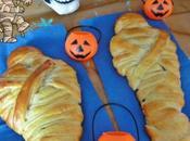"""Brioches """"momies"""" Halloween"""