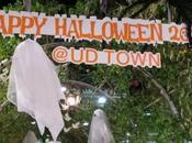 octobre 2014. Udonthani, Halloween 2014