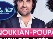 Nouvelle Star 2015 André Manoukian Yarol Poupaud (INTERVIEW)