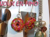 Faire bijoux Fimo