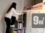 Quand appartement parfaitement optimisé