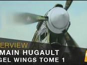 Interview vidéo Romain Hugault pour Angel Wings (avec Fnac)