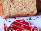 tour cuisine #360 cake jambon moutarde