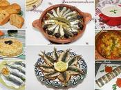 Recettes base sardines