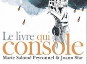 livre console Marie Salomé Peyronnel Joann Sfar