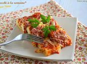 Gnocchi romaine, version Nanie