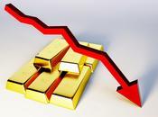 L'or papier baisse, c'est demande physique explose