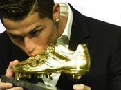 Cristiano Ronaldo reçoit troisième Soulier d'or
