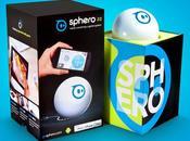 Sphero 2.0, balle incassable pilotée votre smartphone