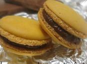 Macarons pralinoise