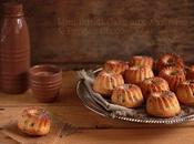 Mini Bundt Cake Amandes Pépites Chocolat