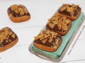 Donuts chocolat praliné