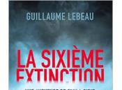 sixième extinction