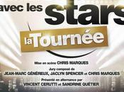 Danse avec stars tournée janvier 2015 Zénith Paris