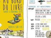 bord livre, Aouste-sur-Sye, novembre