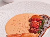 Piperade homard l'Ibaïona feuille menthe avec Goût Santé MAAF
