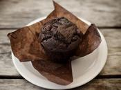Muffins moelleux riches chocolat