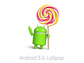 perdez plus minute, installez Android Lollipop maintenant votre