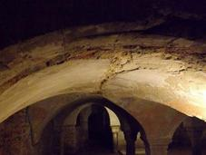 Crypte l'église Zaccaria