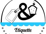 grande nouvelle, naissance d'Etiquette Tranche cake