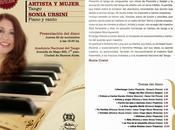 Sonia Ursini présente nouveau disque Palacio Carlos Gardel [Disques Livres]