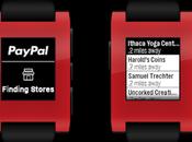 Paypal maintenant disponible pour votre smartwatch Pebble