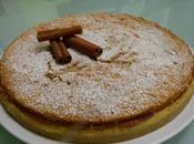 Gâteau Magique Cannelle Gingembre