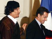Sarkozy-Kadhafi vérité qu'ils veulent étouffer