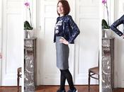 façons porter veste sequins