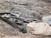 Découverte tombe d'un forgeron Viking Norvège