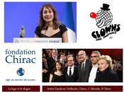 Chirac distribue prix